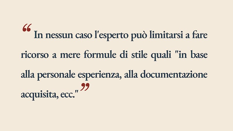 Giulio Borella - Vademecum dell'Esperto