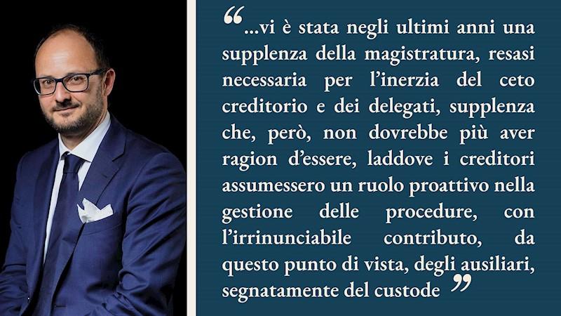 Simone Luchini - Il creditore proattivo
