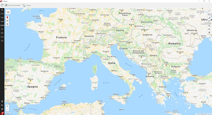 Mappa personalizzabile